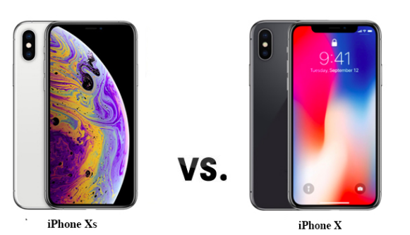 أوجه الاختلاف بين هاتف Iphone SE وهاتف Iphone XS