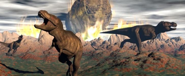 اصطدام كويكب الديناصورات بأخطر زاوية بالأرض قبل 66 مليون سنة