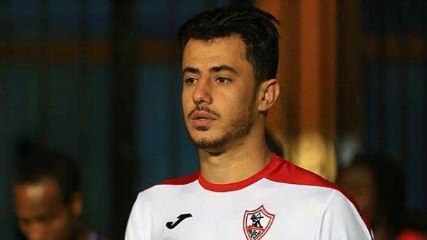 اللاعب محمود الونش يحتفل بعيد ميلاده