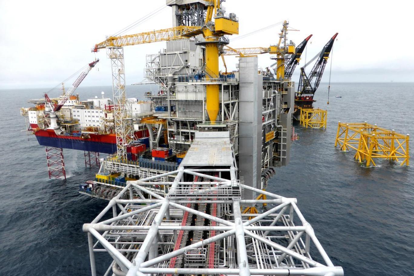 أوضاع النفط مستقرة علي الرغم من كل ما يحدث من توتر بين دولتي أمريكا والصين
