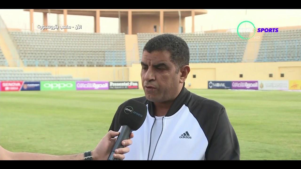 الكابتن خالد مهدي حرس الحدود تنتظر عرض رسمي من الشعلة
