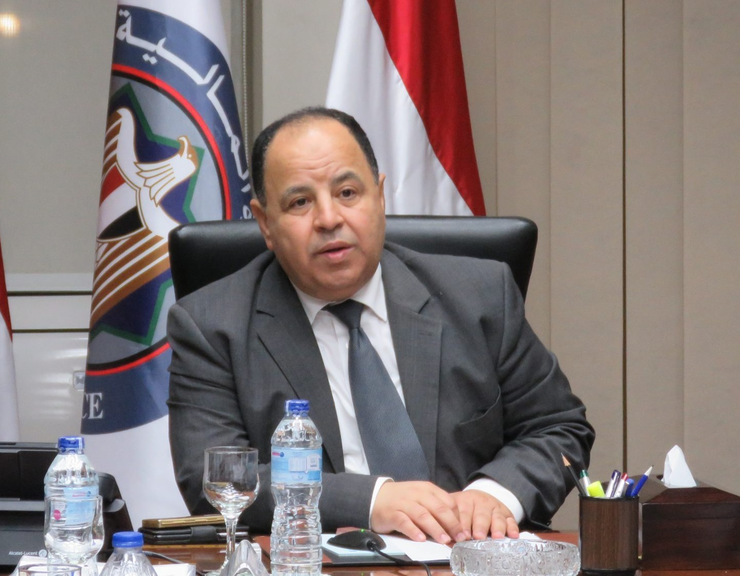 """وزارة المالية تطلق المرحلة الإجرائية الثانية لنظام التسجيل المسبق للشحنات  """"ACI"""""""