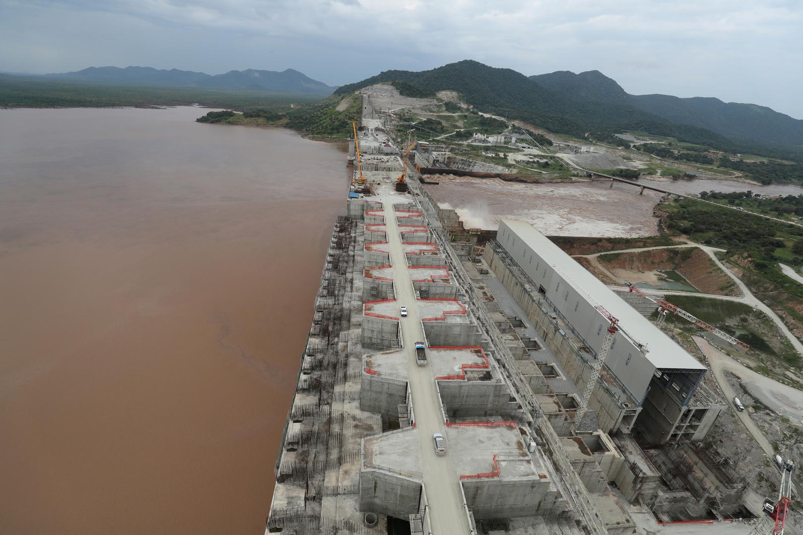 وزارة الري: 74 مليار م 3 مياه سوف تجتاح مصر والسودان في حالة انهيار سد النهضة